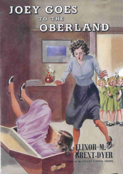 Joey Goes to the Oberland (by Elinor M. Brent-Dyer) (image)