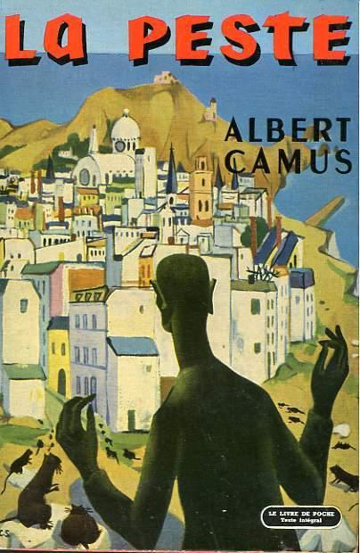 La Peste (Albert Camus) (Le Livre de Poche, 132) (image)