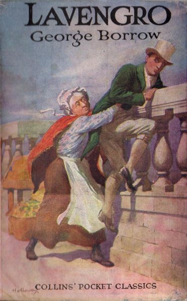 Lavengro (George Borrow) (Collins' Illustrated Pocket Classics) (image)