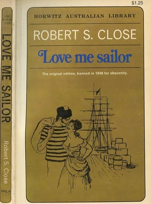 Love Me Sailor - Close (Horwitz Australian Library) (image)