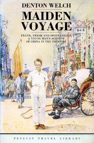 Maiden Voyage by Denton Welch (Penguin Travel Library) (Penguin, 1983) (image)