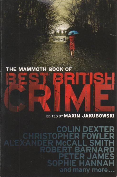 The Mammoth Book of Best British Crime Stories 7 (M. Jakubowski, ed.) (image)