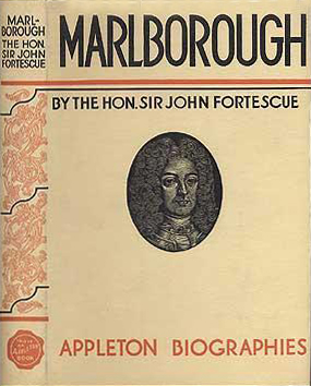 Marlborough - Sir J. Fortescue (Appleton Biographies) (image)