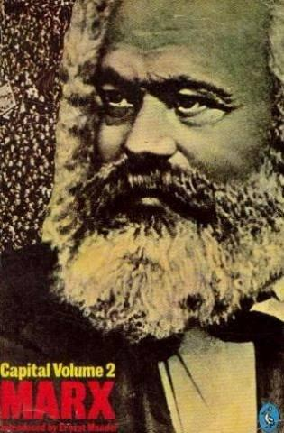 Capital (Vol. 2) by Karl Marx (Pelican Marx Library) (image)