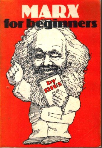 Marx for Beginners by Rius (Writers and Readers Publishing, 1976) (image)