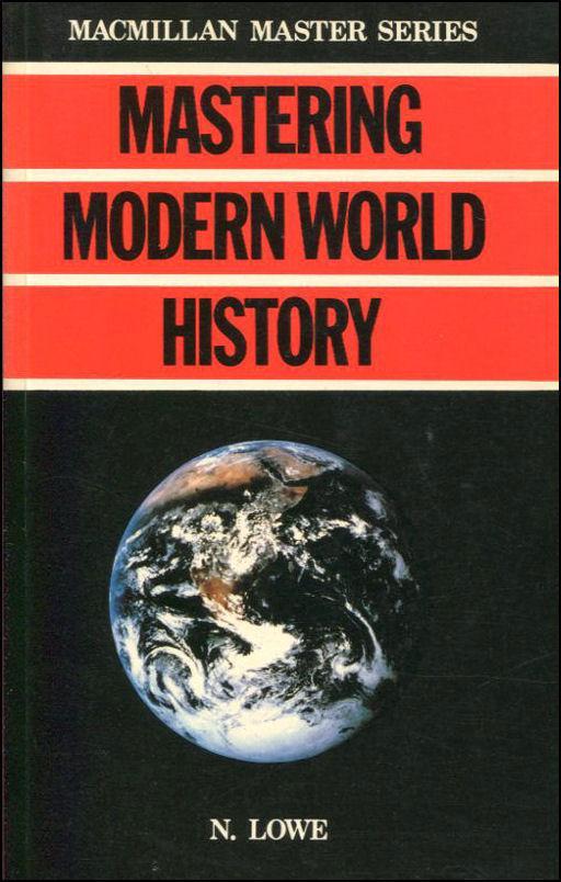 Mastering Modern History (Macmillan Master Series) (Palgrave Macmillan, 1982) (image)