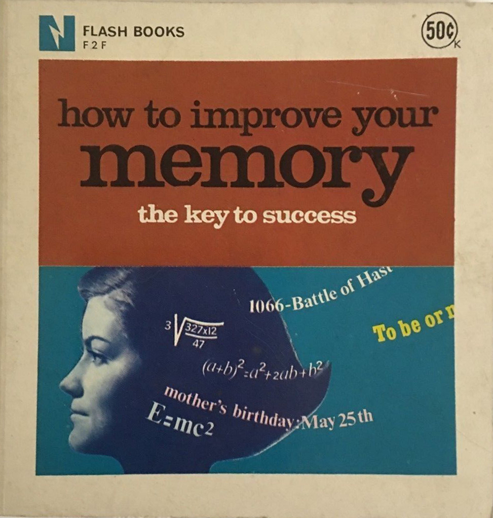 How to Improve Your Memory (Flash Books/WPT) (image)