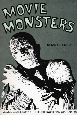 Movie Monsters (Studio Vista/Dutton Picturebooks) (image)