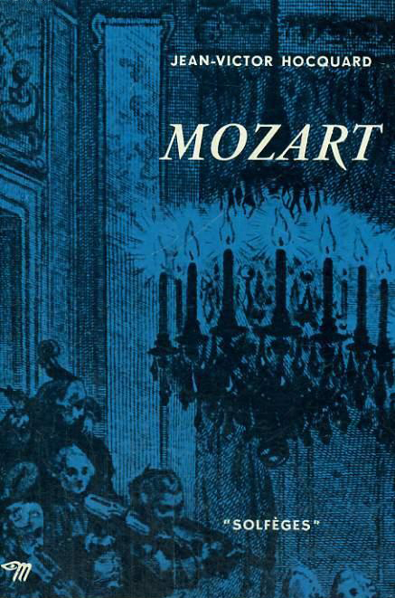 Mozart (Microcosme/Solfeges) (Seuil, 1970) (image)