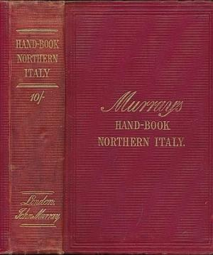 Murray's Hand-book for Travellers in Northern Italy (1891) (image)