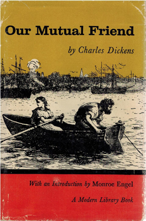 Our Mutual Friend by Charles Dickens (Modern Library) (1960) (image)