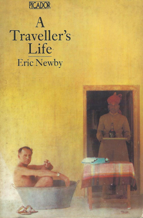 Eric Newby - A Traveller's Life (Picador) (image)