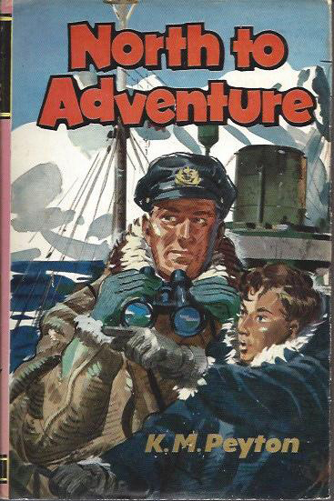 North to Adventure by K. M. Peyton (image)