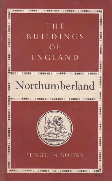 Northumberland (The Buildings of England) (Penguin) (image)