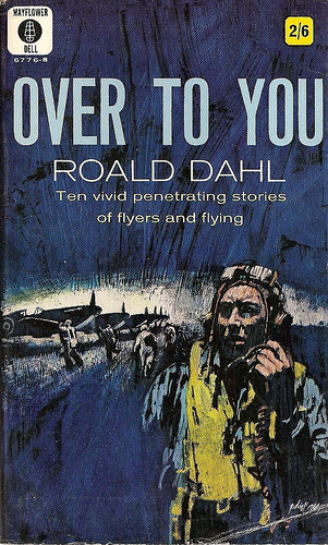 Over to You - Roald Dahl (Mayflower Books) (image)