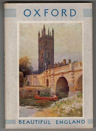Oxford by F. D. How (Beautiful England) (Blackie & Son) (image)