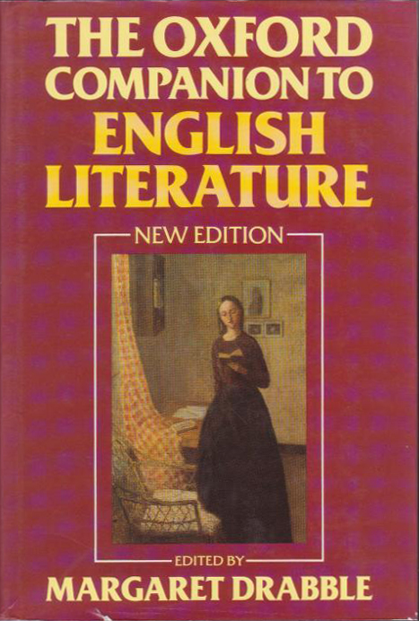 Oxford Companion to English Literature. 5th ed. 1987. (image)