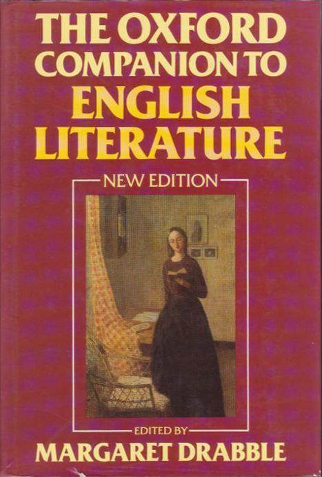 Oxford Companion to English Literature. 5th ed. 1987. (image)