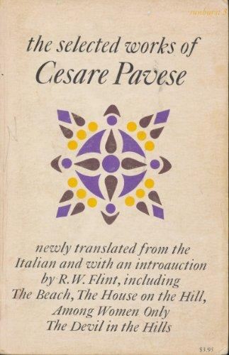 Selected Works of Cesare Pavese (Sunburst Books/Farrar, Straus and Giroux) (image)