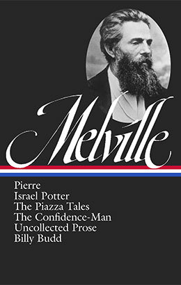 Pierre; etc. - Herman Melville (Library of America series) (image)