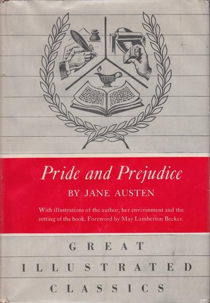 Price and Prejudice - Austen (Great Illustrated Classics/Dodd, Mead) (image)