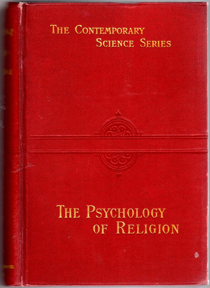 The Psychology of Religion (Contemporary Science Series/Walter Scott Publishing) (image)