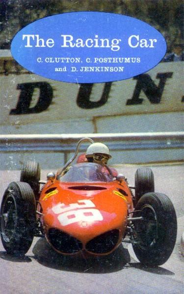 The Racing Car (Batsford Paperbacks) (image)
