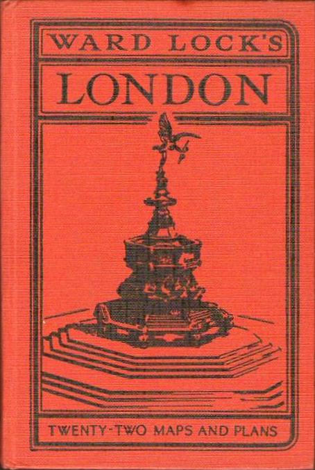 Red Guide to London (Ward Lock, 1962) (image)
