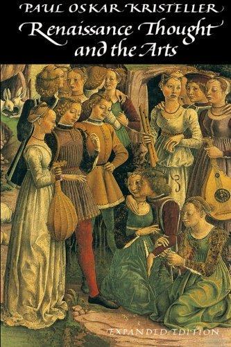 Renaissance Thought and the Arts - Kristeller (Princeton Paperbacks) (image)