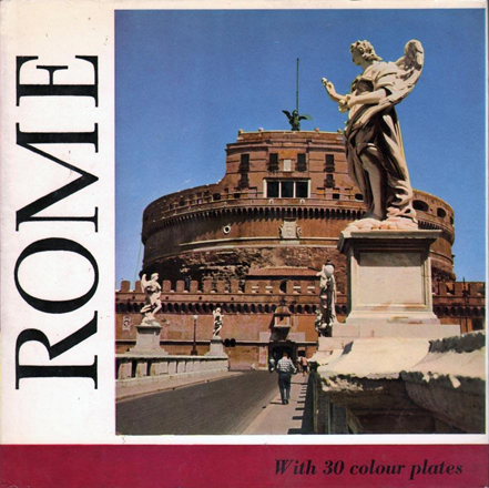Rome: The Eternal City (Panorama Books) (Wilhelm Andermann Verlag) (image)