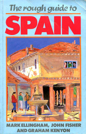 Rough Guide to Spain, 2nd ed. (RKP) (image)