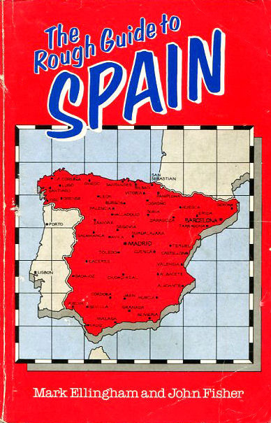 Rough Guide to Spain (TBS, 1983) (image)