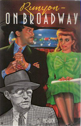 On Broadway (by Damon Runyon) (Picador) (image)