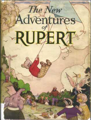 The New Adventures of Rupert (1936) (image)