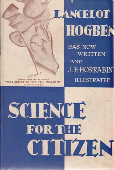 Science for the Citizen (Primers for the Age of Plenty/Goerge Allen & Unwin) (image)