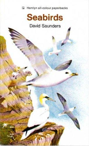 Seabirds (by David Saunders) (Hamlyn-All-Colour Paperbacks) (image)