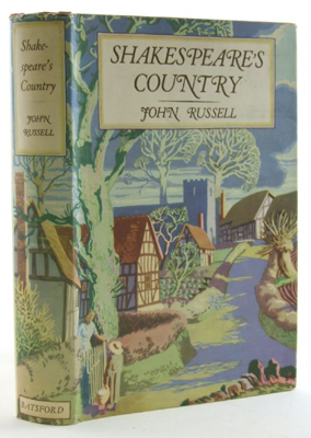 Shakespeare's Country - J. Russell (Batsford/Half-Guinea Library) (image)