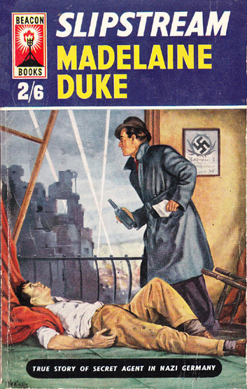 Slipstream - Duke (Beacon Books/Odhams Press) (image)