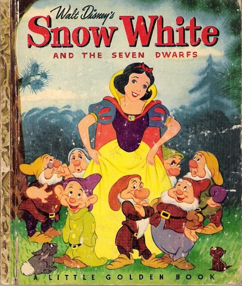 Snow White and the Seven Dwarfs (Little Golden Books) (image)