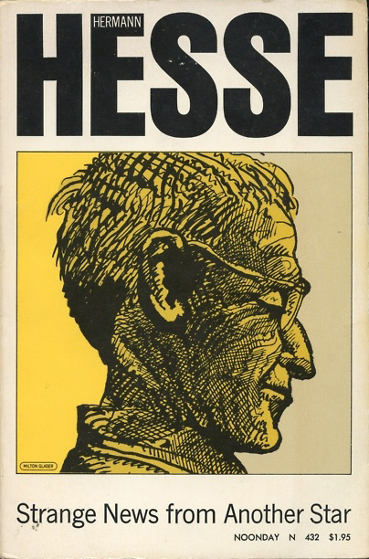 Strange News from Another Star - Hesse (Noonday Paperbacks/Farrar, Straus and Giroux) (image)