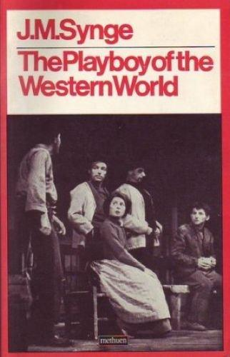 The Playboy of the Western World (by J. S. Synge) (Methuen Theatre Classics) (image)
