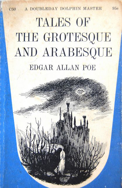Tales of the Grotesque and Arabesque - Poe (Dolphin Masters) (Doubleday) (image)