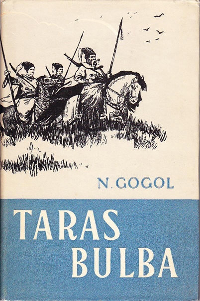 Taras Bulba - Gogol (Classics of Russian Literature) (Foreign Languages Publishing House) (image)