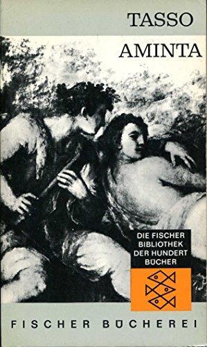 Aminta by Torquato Tasso (Fischer Bibliothek der Hundert Bücher) (Fischer Bücherei) (image)