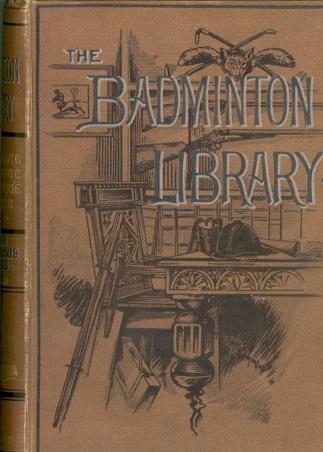 Tennis, Lawn Tennis, Rackets, Fives (Badminton Library) (image)