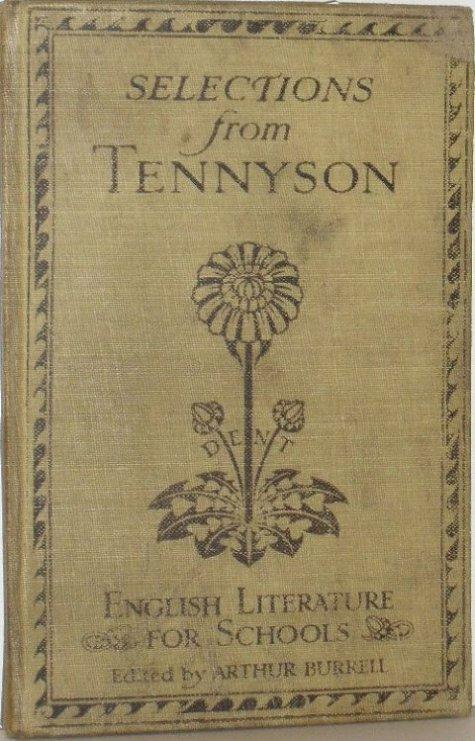 Selections from Tennyson (English Literature for Schools) (Dent) (image)