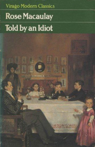 Told by an Idiot (Virago Modern Classics) (image)