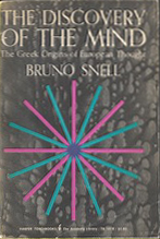 The Discovery of the Mind (front) - cover artist: Ronald Clyne (image)
