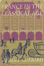 France in the Classical Age - cover arist: Charles Gottlieb (image)
