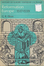 Reformation Europe, 1517-1559 - cover artist: Jacqueline Schuman (image)